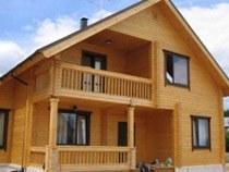 строительство домов из бруса Казань