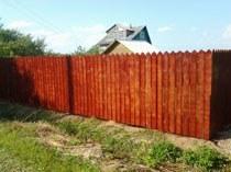 строить забор, ограждение город Казань