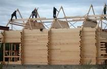 строительство домов из бруса в Казани