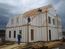 каркасное строительство домов Казань