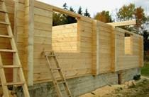 строительство домов из бревен Казань