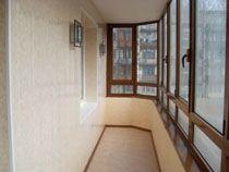 Отделка балкона в Казани и пригороде, отделка балкона под ключ г.Казань
