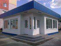 Строительство магазинов в Казани и пригороде, строительство магазинов под ключ г.Казань