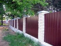 Строительство заборов, ограждений в Казани