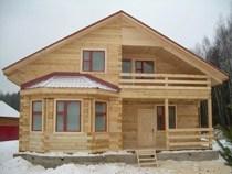 Строительство домов из бруса в Казани. Нами выполняется строительство домов из бруса, бревен в городе Казань и пригороде